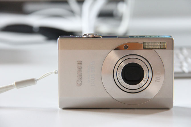 Canon Ixus 90 IS